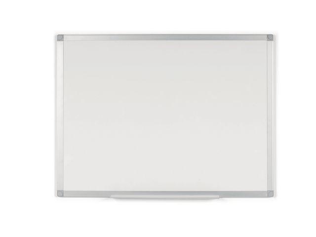 Bi-Office Whiteboard gelakt staal 45x60 rand alu