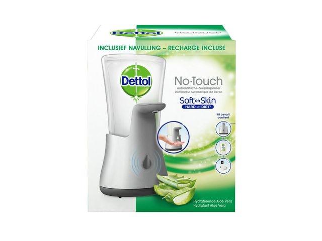Dettol Zeepdispenser Dettol no touch incl zeep