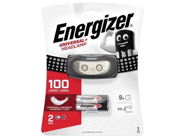 Energizer Zaklamp Energizer Headlight 3 LED