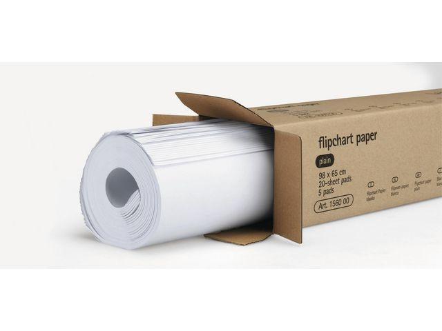 Legamaster Flipoverpapier Lega 98x65 ECO/pk5x20v