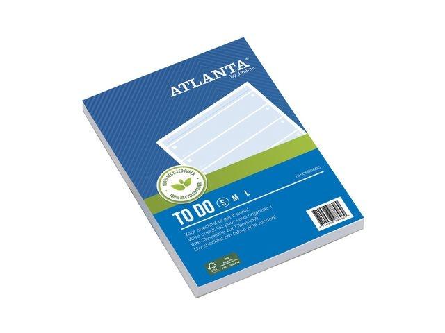 ATLANTA Planningsboek Things To Do Blok/wr5