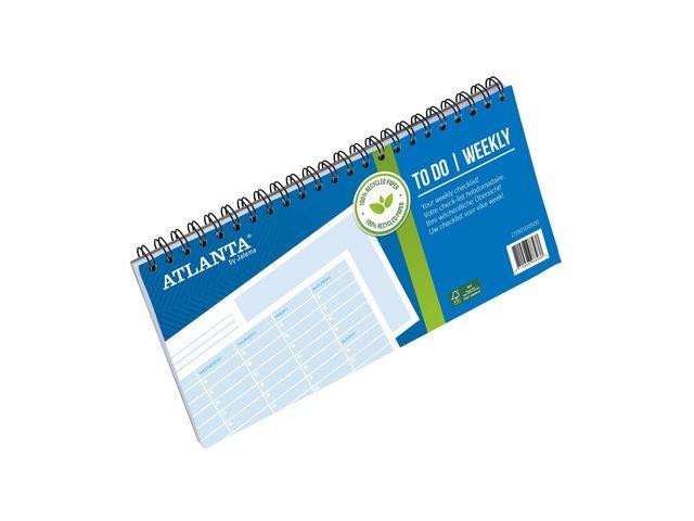 ATLANTA Planningsboek Things To Do Weekly/wr5
