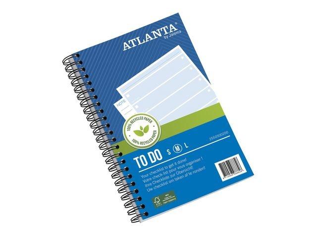 ATLANTA Planningsboek Things To Do Medium/wr5
