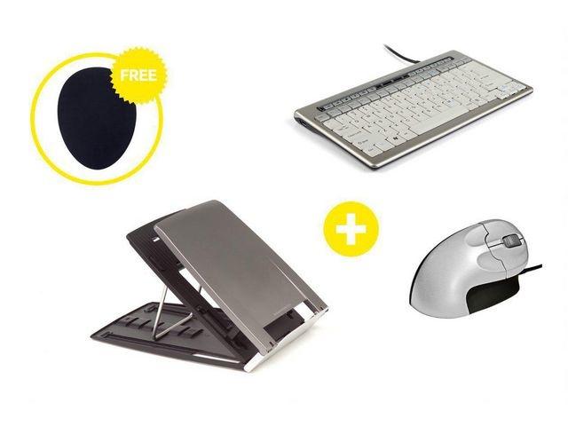 Bakker Elkhuizen Homeworking B&E Essentials Plus US/EUR