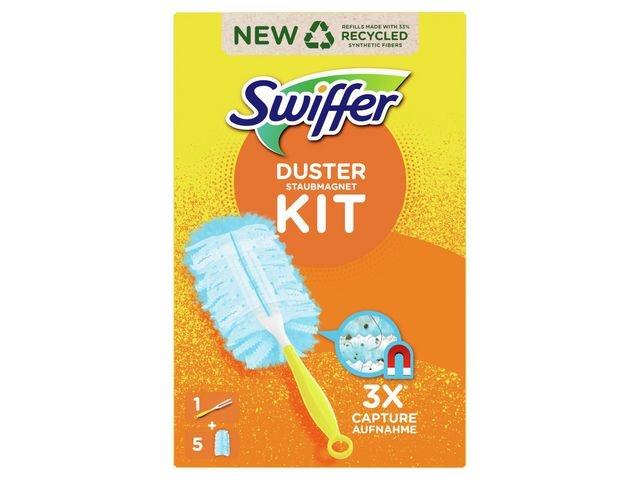Swiffer Duster Swiffer Starterskit recy/pk1+5