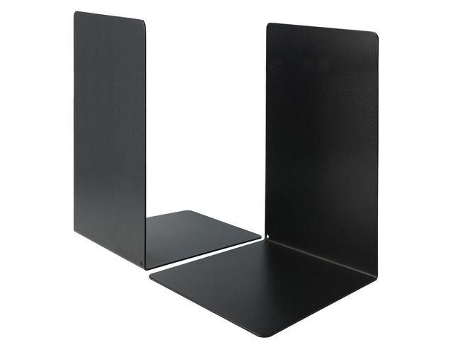 Westcott Boekensteun Westcott metaal L zwart/pk2