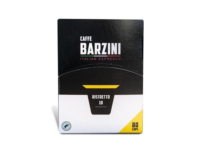 BARZINI Koffie capsules Barzini Ristr RFA/p6x80