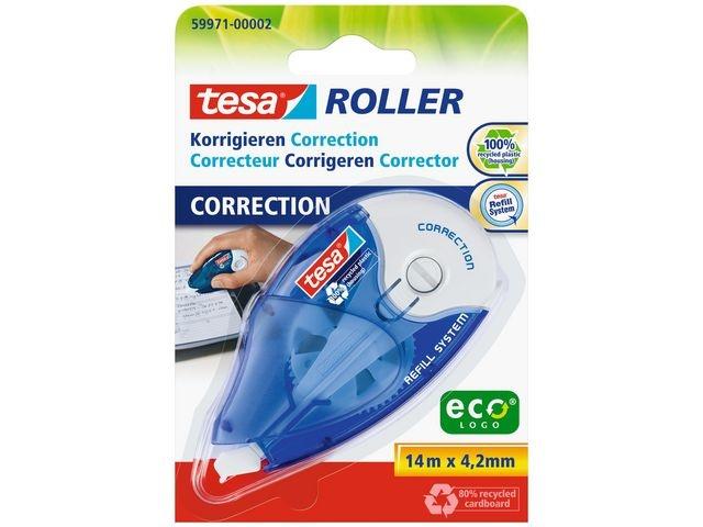 tesa® Correctieroller Tesa 4.2mm Eco navul
