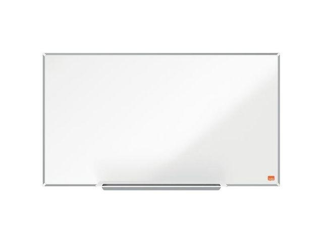 Nobo Whiteboard Nobo Pr Wide 710x400 emaille