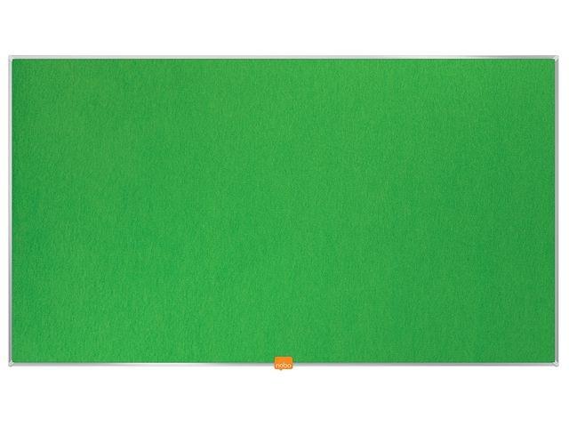 Nobo Memobord Impr Pro Wide 890x500mm groen