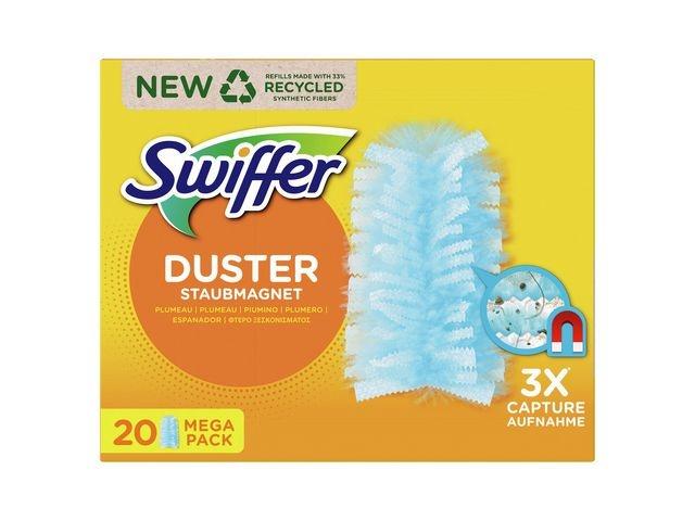 Swiffer Duster navul Swiffer t+l 3x capt./pk20