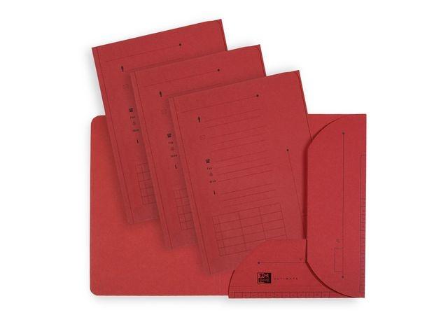 Elba Dossiermap ELBA Ultimate A4 rood/pak 25