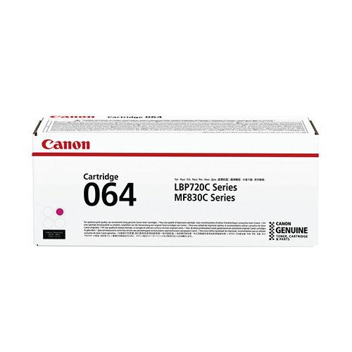 Canon Canon 064M (4933C001) toner magenta 5000 pages (original)