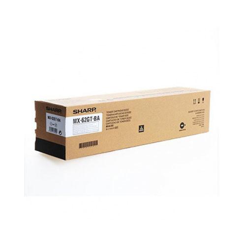 Sharp Sharp MX-62GTBA toner black 65000 pages (original)