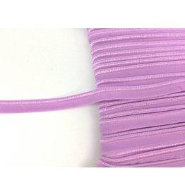 2m elastisches Paspelband Flieder 10mm