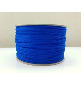5m Polyesterkordel 4mm Royalblau