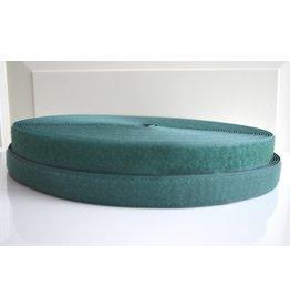 2m Klettband 20mm   Tannengrün