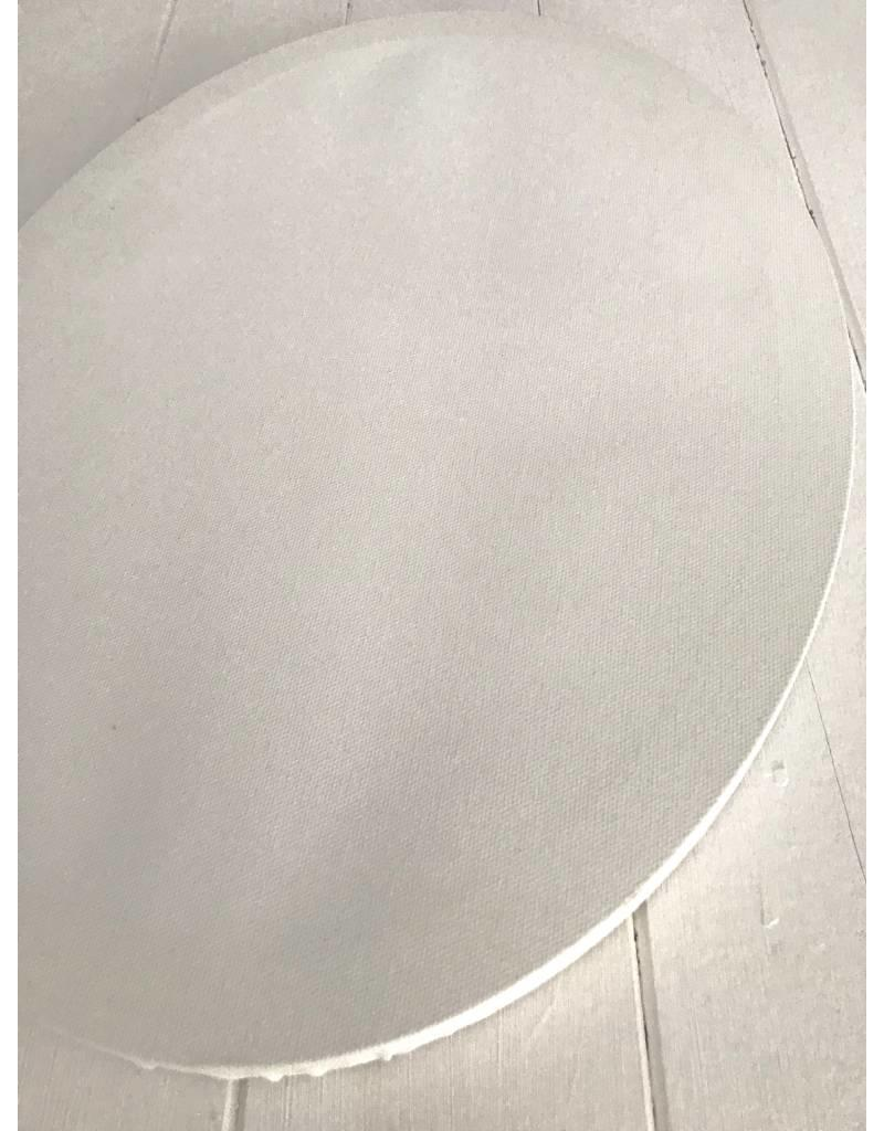 Ovaler Keilrahmen 30x40cm
