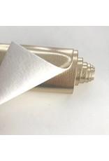 Kunstleder-Zuschnitt Metallic Glänzend Gold 66x45c