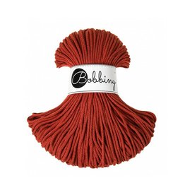 Bobbiny Bobbiny Junior Baumwollkordel 3mm  Burnt Orange