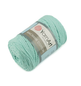 Strickgarn Macramekordel 250gr.  2mm Mint