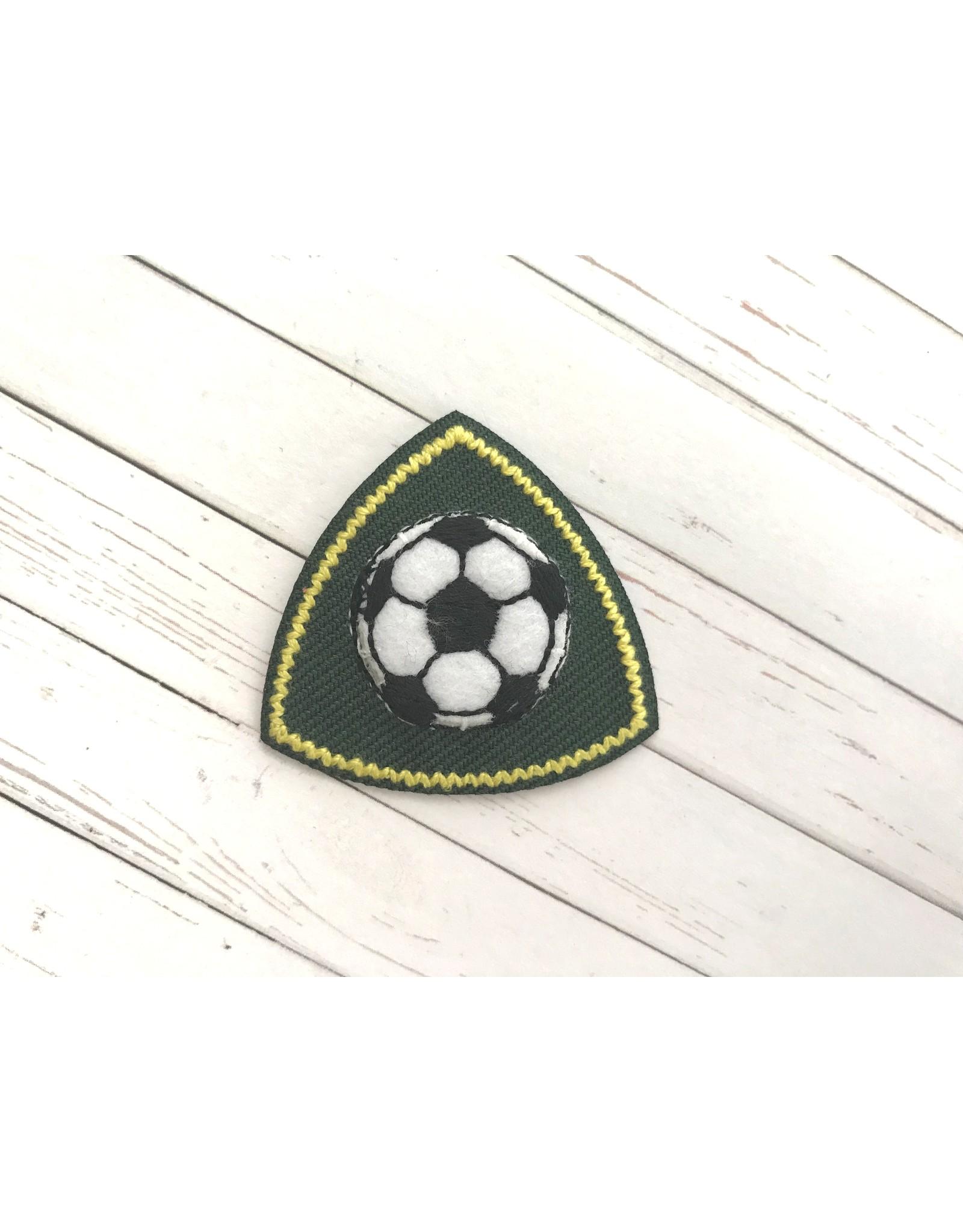 Applikation  Wappen  Fussball