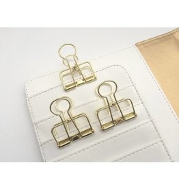 Binder Clips Gold 32mm
