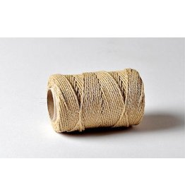 Bakers Twine 100m  Gold