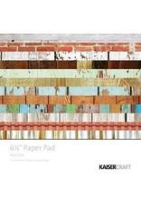 Kaisercraft Base Coat Paper Pad 6,5x6,5 von Kaisercraft
