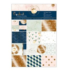 Papermania A4 Paper Pack (32pk) - Forever Friends - Opulent