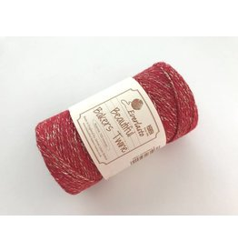 Bakers Twine 100m  Rot-Gold