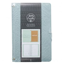 Kelly Creates Travelers Journal von Kelly Creates - Teal