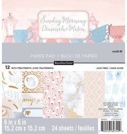 Craft Smith Craft Smith Sunday Morning Paper Pad 6x6