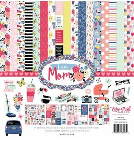 Echo Park I Am Mom 12x12 Inch Collection Kit