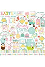 Echo Park Easter Wishes 12x12 Stickers