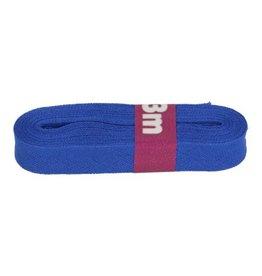 3m Schrägband aus Baumwolle 12mm Royalblau