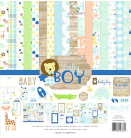 Echo Park Baby Boy  12x12 Collection Kit