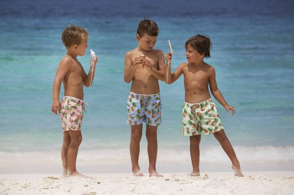 Zwembroek Kind.Jongens Zwemkleding Ramatuelle Beachwear