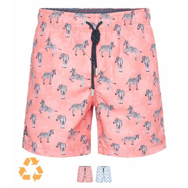 Ramatuelle Zebra Swim shorts