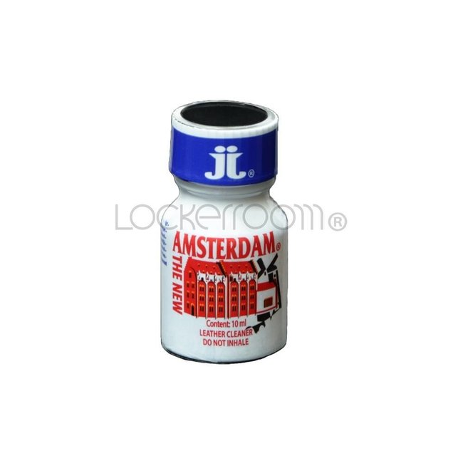 Lockerroom Poppers The New Amsterdam 10ml - BOX 24 flesjes