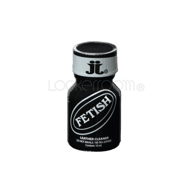 Lockerroom Poppers Fetish 10ml - BOX 24 flesjes