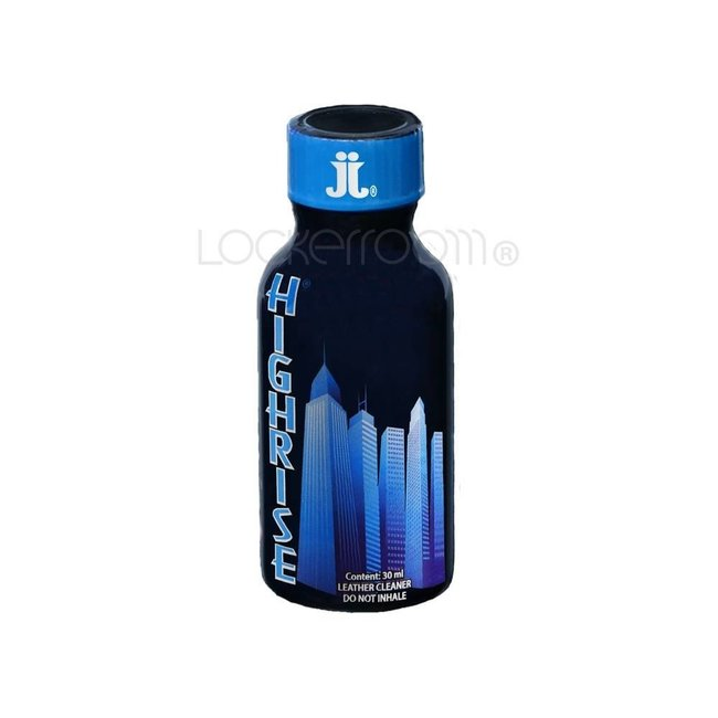 Lockerroom Poppers Highrise City  30ml - BOX 12 botellas