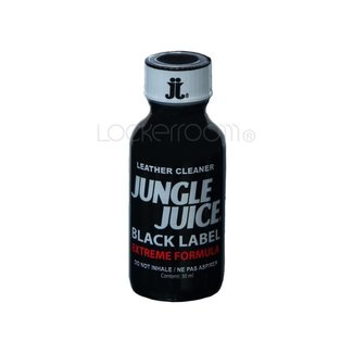Lockerroom Poppers Jungle Juice Black Label 30ml - BOX 12 botellas