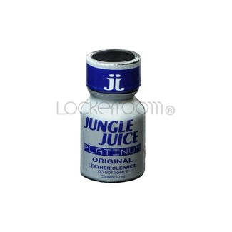 Lockerroom Poppers Jungle Juice Platinum 10ml - BOX 24 flesjes