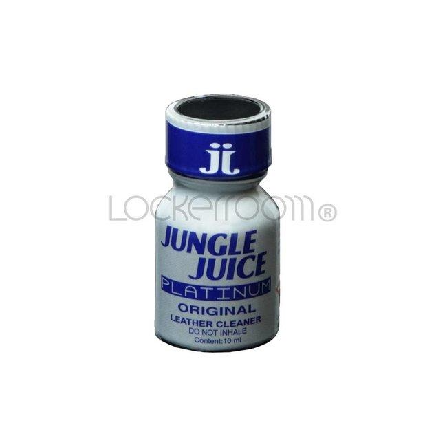 Lockerroom Poppers Jungle Juice Platinum 10ml - BOX 24 flesjes