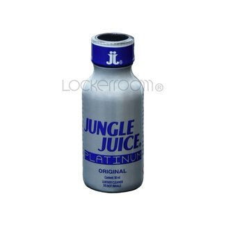 Lockerroom Poppers Jungle Juice Platinum 30ml - BOX 12 botellas