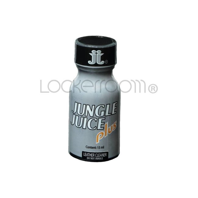 Lockerroom Poppers Jungle Juice Plus 15ml - BOX 24 fiale