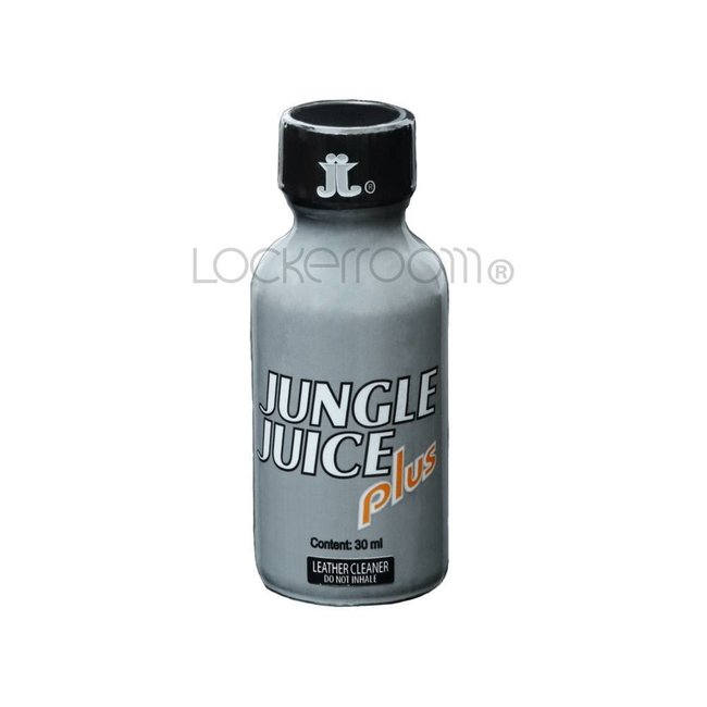 Lockerroom Poppers Jungle Juice Plus 30ml - BOX 12 bouteilles