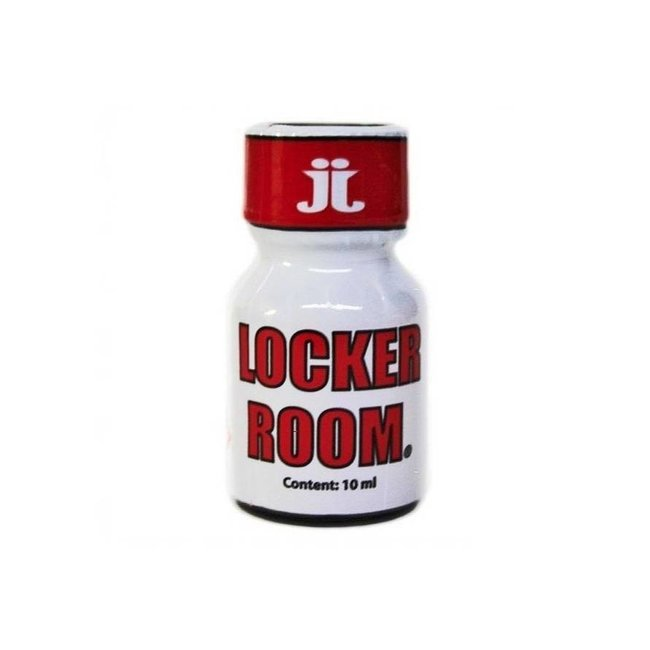 Lockerroom Poppers Locker Room 10ml - BOX 24 flesjes