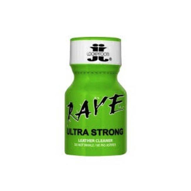 Lockerroom Poppers Rave Ultra Strong 10ml - BOX 24 flesjes